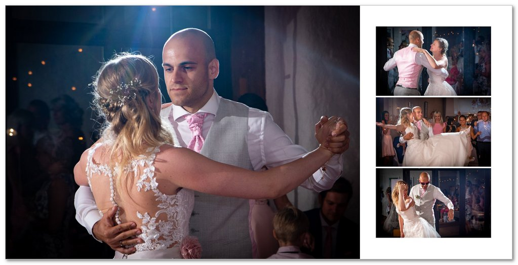 První tanec novomanželů.