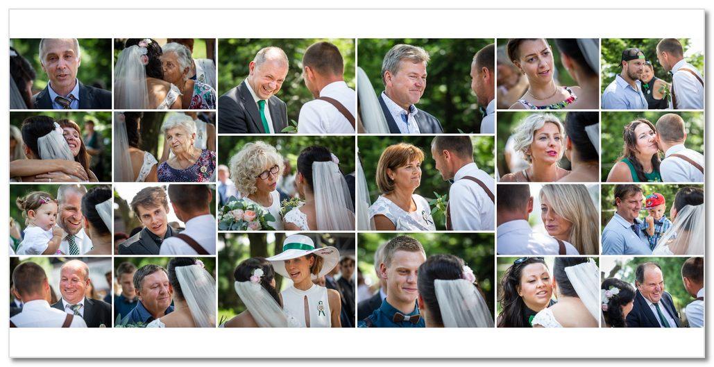 Gratulace novomanželum.