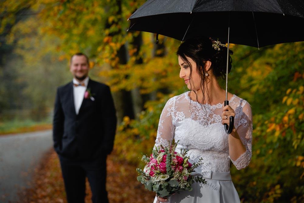 Podzimní svatba na Penzionu RS Trnava